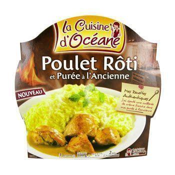La cuisine d 39 oc ane plat cuisin for La cuisine d isabelle