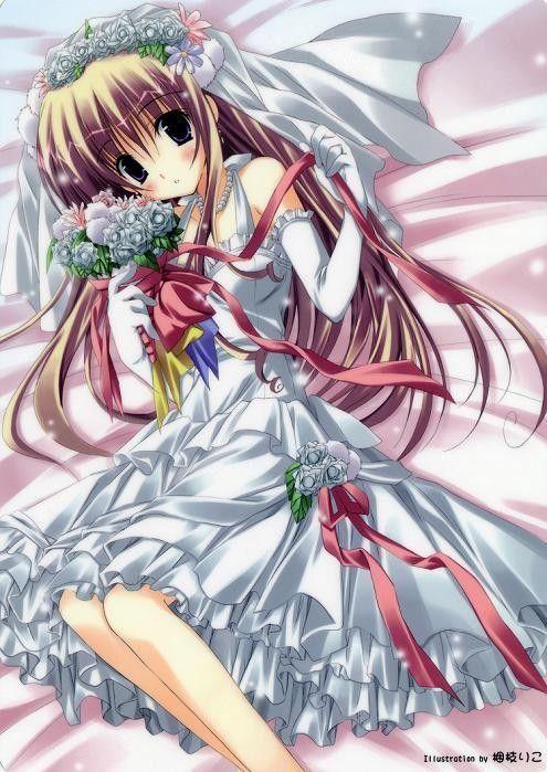 La mariée par correspondance savait