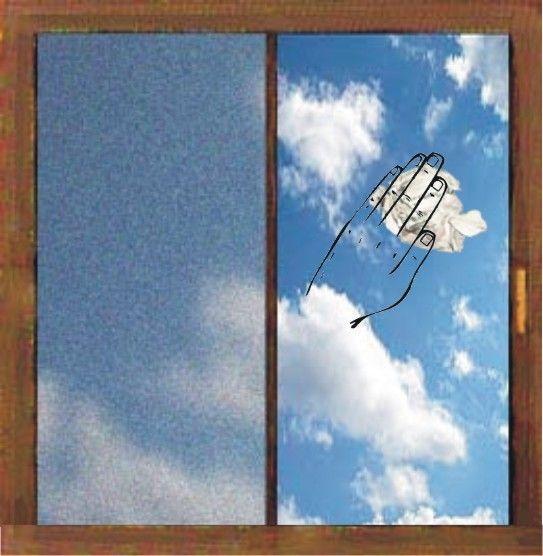 Vitres sans traces for Nettoyer les vitres sans traces