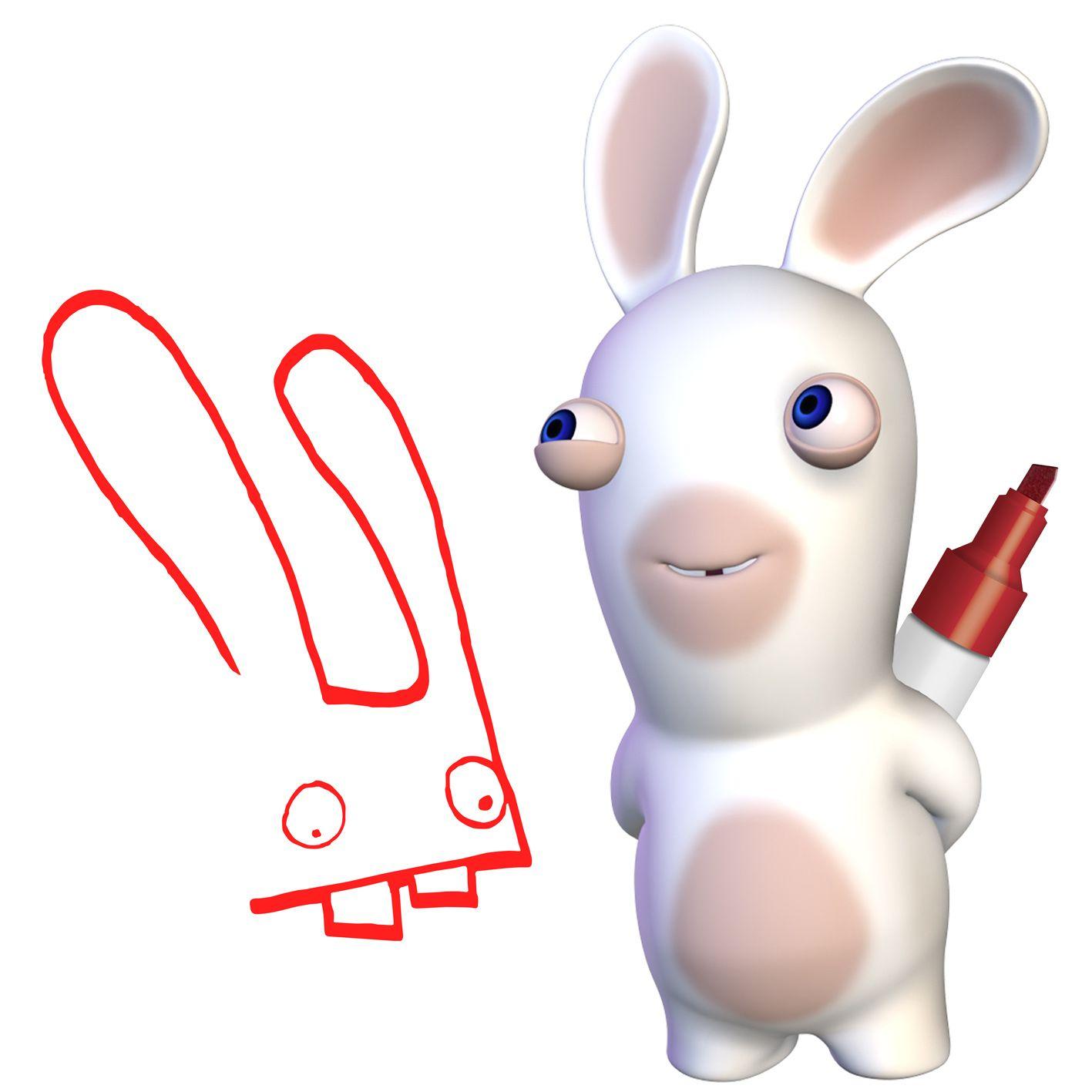 Photos lapins cretins - Dessins lapins ...